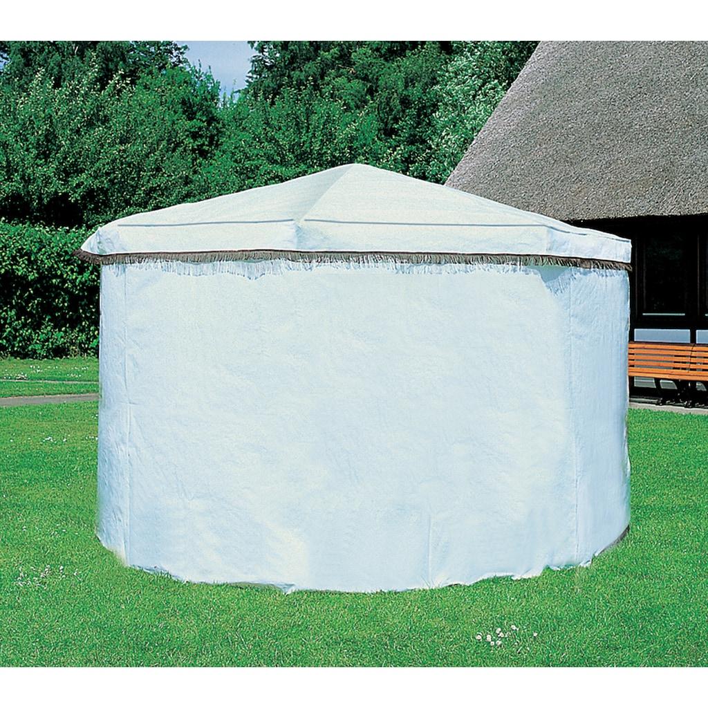 promadino Pavillon-Schutzhülle, für Pavillon »Rosenheim«, weiß