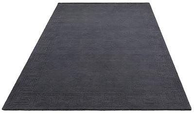 Wollteppich, »Ragna«, Theko Exklusiv, rechteckig, Höhe 14 mm, handgetuftet kaufen