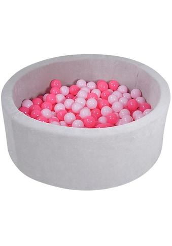 """Knorrtoys® Bällebad """"Soft, Grey"""" kaufen"""