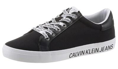 Calvin Klein Sneaker, mit gepolstertem Schaftrand kaufen