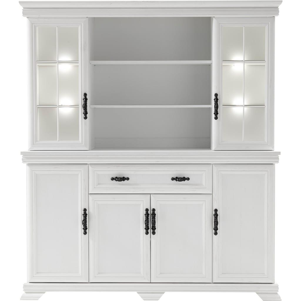 Home affaire Buffet »Royal«, exclusiv Design im Landhausstil