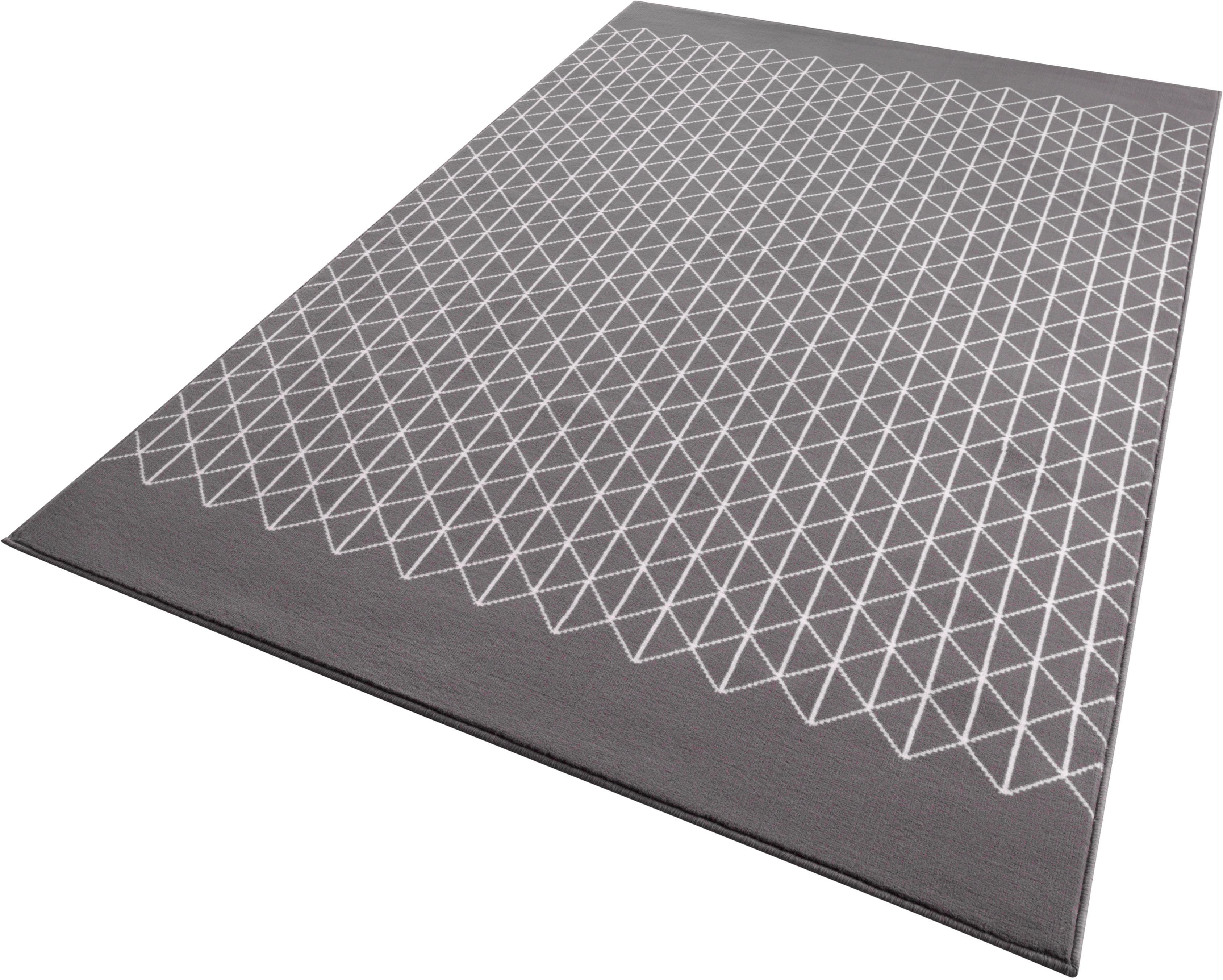 Teppich Twist Zala Living rechteckig Höhe 9 mm