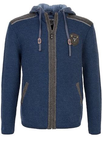 Spieth & Wensky Strickjacke Dakar 70 cm mit Sweater-Kapuze kaufen