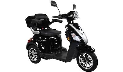 Rolektro Elektromobil »Rolektro E-Trike 25 V.2«, 1000 W, 25 km/h, (mit Topcase) kaufen