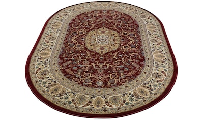 Teppich, »Nevio«, my home, oval, Höhe 8 mm, maschinell gewebt kaufen