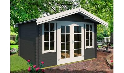 OUTDOOR LIFE PRODUCTS Gartenhaus »Kalmar 330«, BxT: 381x408 cm, inkl. Fußboden kaufen