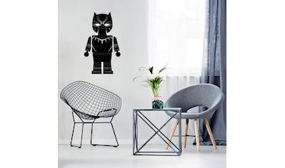 Wall-Art Wandtattoo »Spielfigur Black Panther Tattoo« kaufen