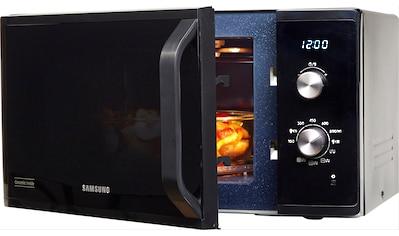 Samsung Mikrowelle »MG23K3614AK/EG«, Grill-Mikrowelle, 800 W kaufen