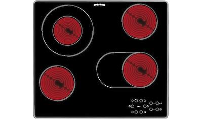 Privileg Elektro-Kochfeld von SCHOTT CERAN®, PCTAC 6042 IN, mit Timer kaufen