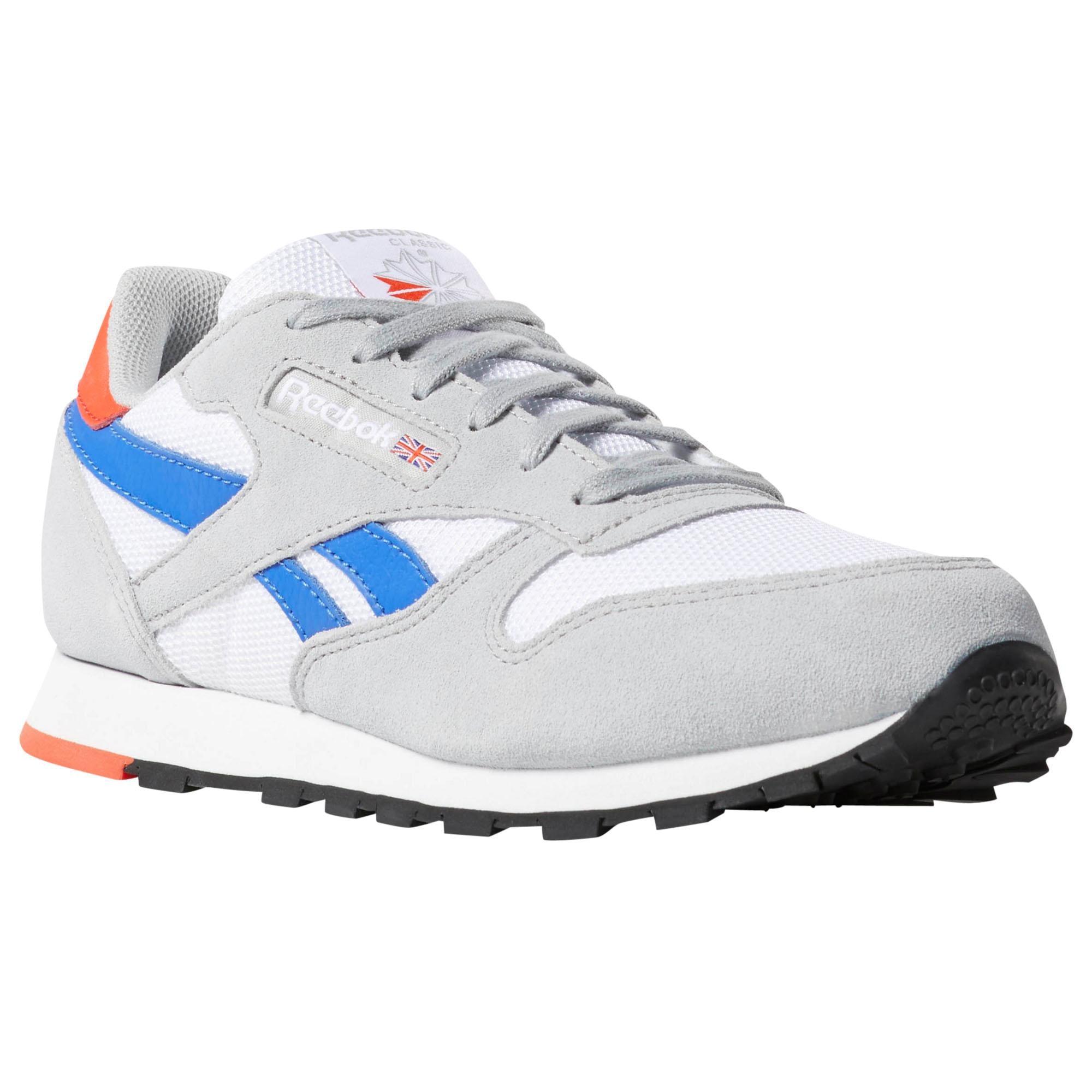 Reebok Classic Sneaker CLASSIC LEATHER | Schuhe > Sneaker > Sneaker low | Grau | Reebok Classic