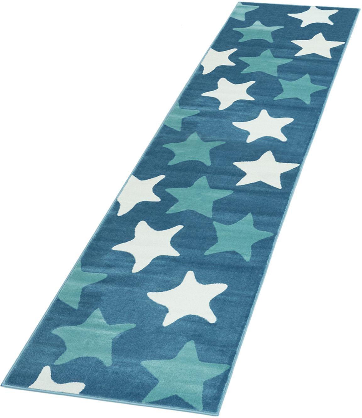 Läufer Inspiration 5813 Carpet City rechteckig Höhe 11 mm maschinell gewebt