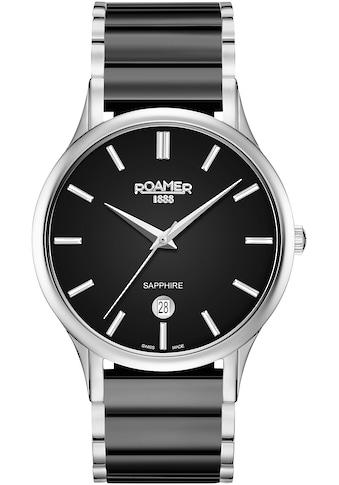 Roamer Schweizer Uhr »C - Line Gents, 657833 41 55 60« kaufen