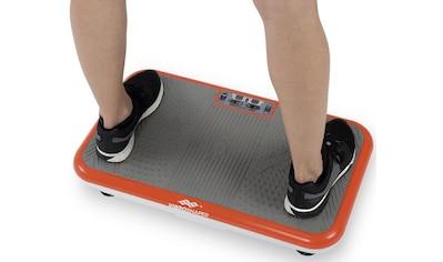 VibroShaper™ Vibrationsplatte, 200 W, 3 Intensitätsstufen, (Set, mit Trainingsbändern) kaufen