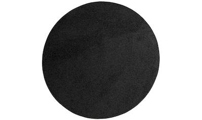 Teppich, »Shaggy Pulpo«, Living Line, rund, Höhe 22 mm, maschinell gewebt kaufen