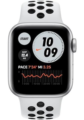 Apple Nike Series 6 GPS + Cellular, Aluminiumgehäuse mit Nike Sportarmband 40mm Watch kaufen
