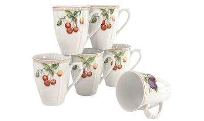 "CreaTable Becher ""Flora Orchard"" (6 - tlg.) kaufen"