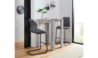 Homexperts Bartisch »Nika«, Höhe 104 cm kaufen