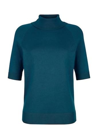 Dress In Rollkragenpullover, im sportlichen Look kaufen