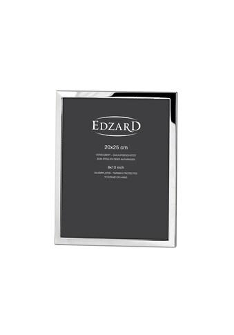 EDZARD Bilderrahmen »Bergamo«, versilbert und anlaufgeschützt, für 20x25 cm Foto -... kaufen