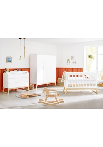 Pinolino® Babyzimmer - Komplettset »Bridge« (Set, 3 - tlg) kaufen