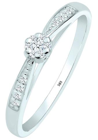 Diamore Verlobungsring »0604960414«, mit funkelnden Brillanten kaufen