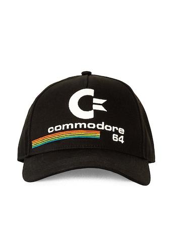 LOGOSHIRT Trucker Cap »Commodore C64«, mit Oldschool-Logo kaufen