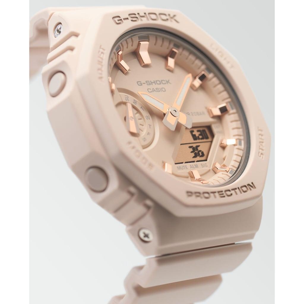 CASIO G-SHOCK Chronograph »GMA-S2100-4AER«