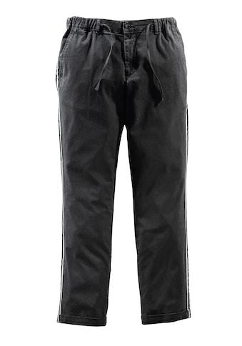 Men Plus by HAPPYsize Hose mit modischem Galonstreifen kaufen