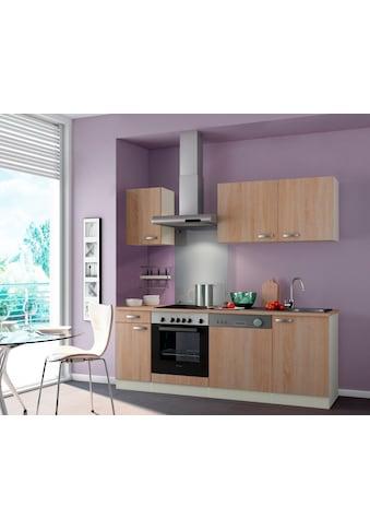 OPTIFIT Küchenzeile »Padua«, ohne E-Geräte, Breite 210 cm kaufen