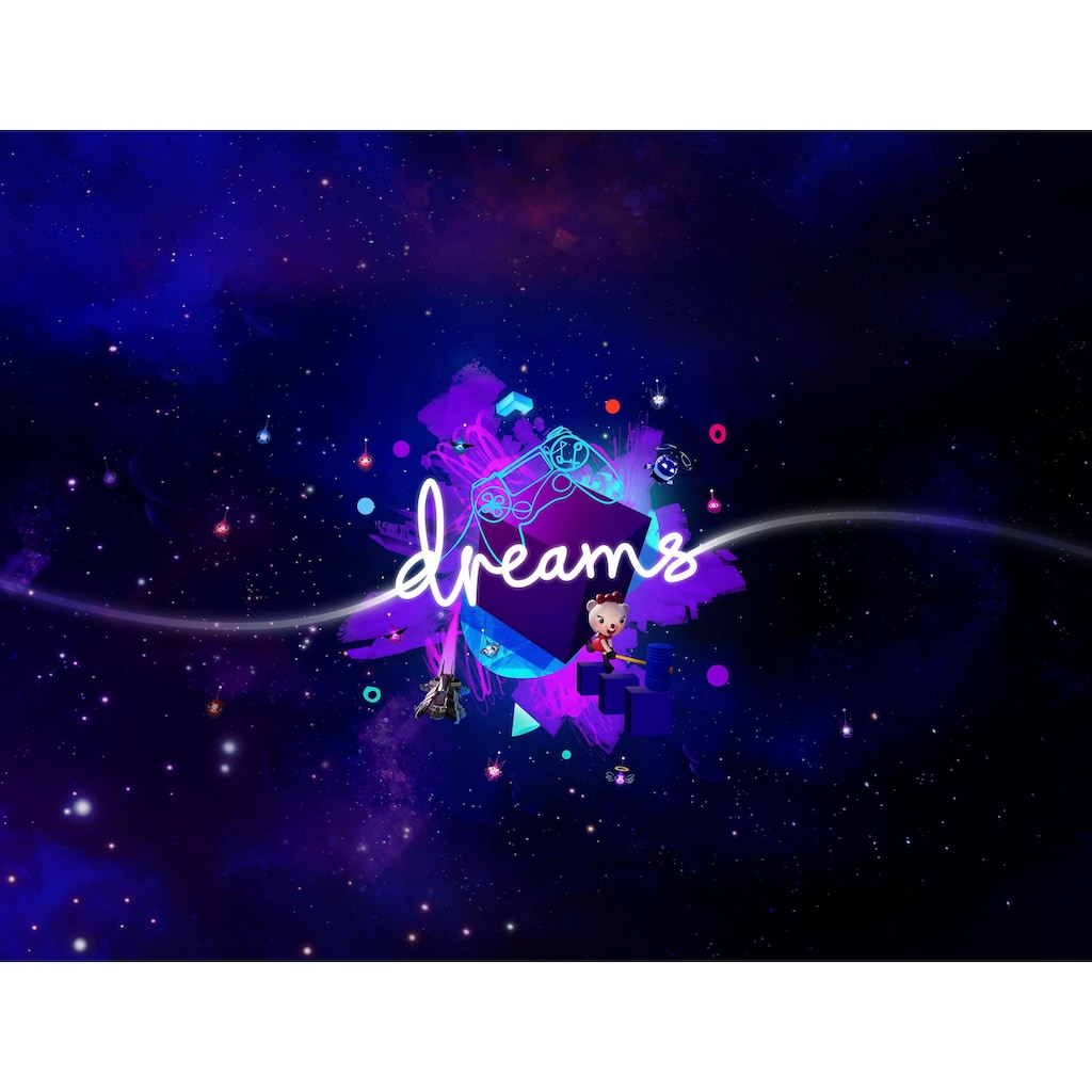 PlayStation 4 Spiel »Dreams«, PlayStation 4