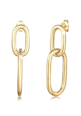 Elli Paar Ohrhänger »Hänger Basic Geo Look Blogger Trend 925 Silber« kaufen