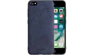 """PEDEA Handytasche »TPU+PC Case """"Stofflook"""" für Apple iPhone 7/8« kaufen"""