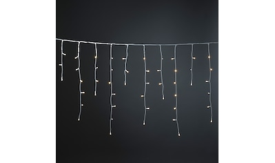 KONSTSMIDE LED Eisregenvorhang, gefrostet kaufen