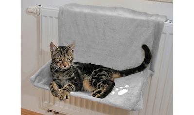 SILVIO design Katzenliege »Heizkörperliege Plüsch« kaufen