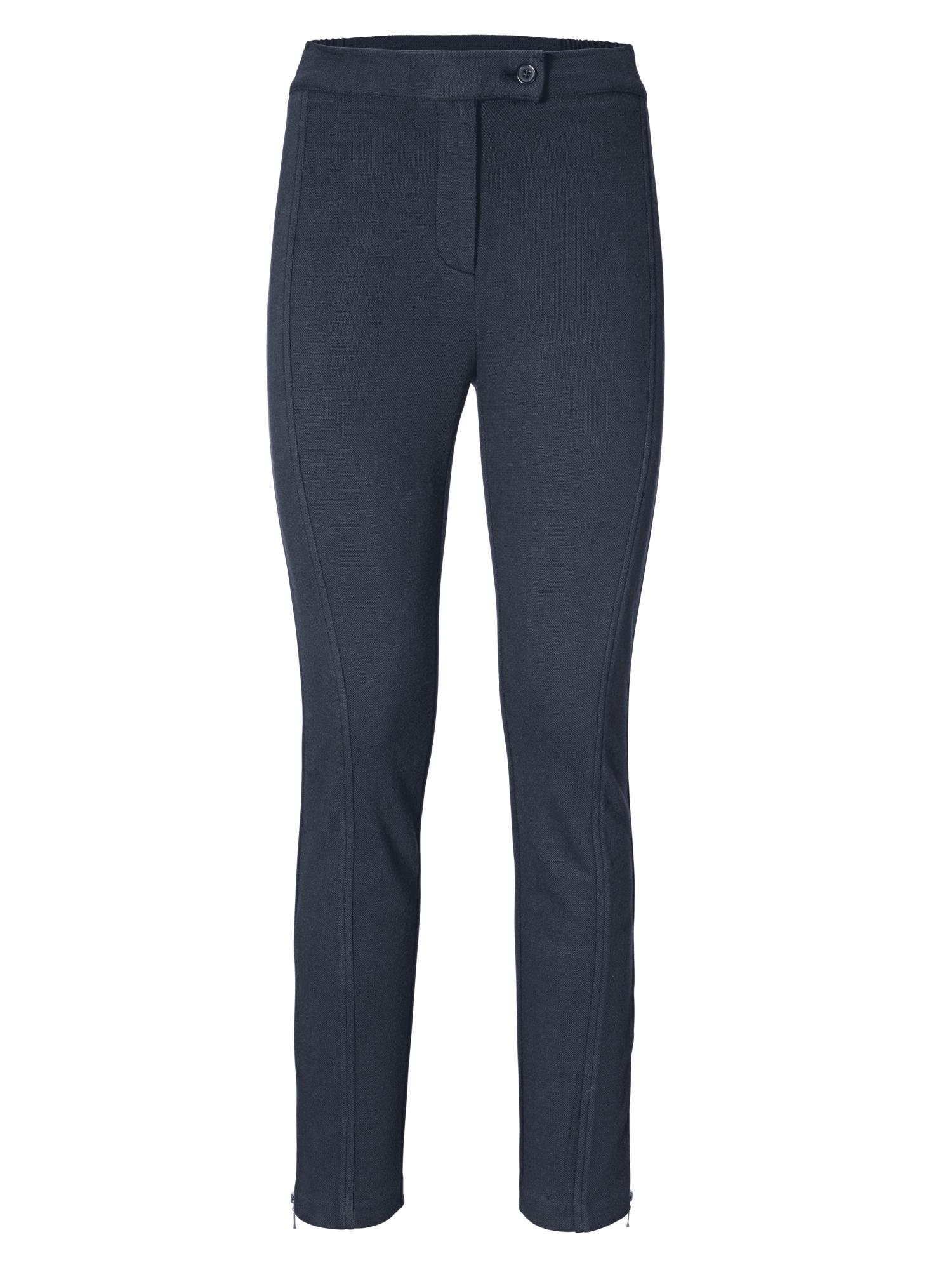 heine TIMELESS Leggings in verkürzter Form | Bekleidung > Hosen > Leggings | Blau | Baumwolle - Elasthan - Ca | Heine Timeless