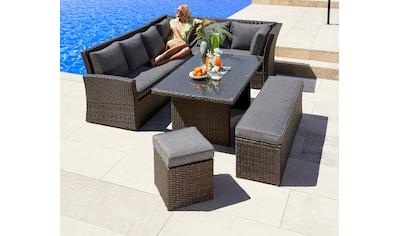 Polyrattan Gartenmöbel Kaufen Baur