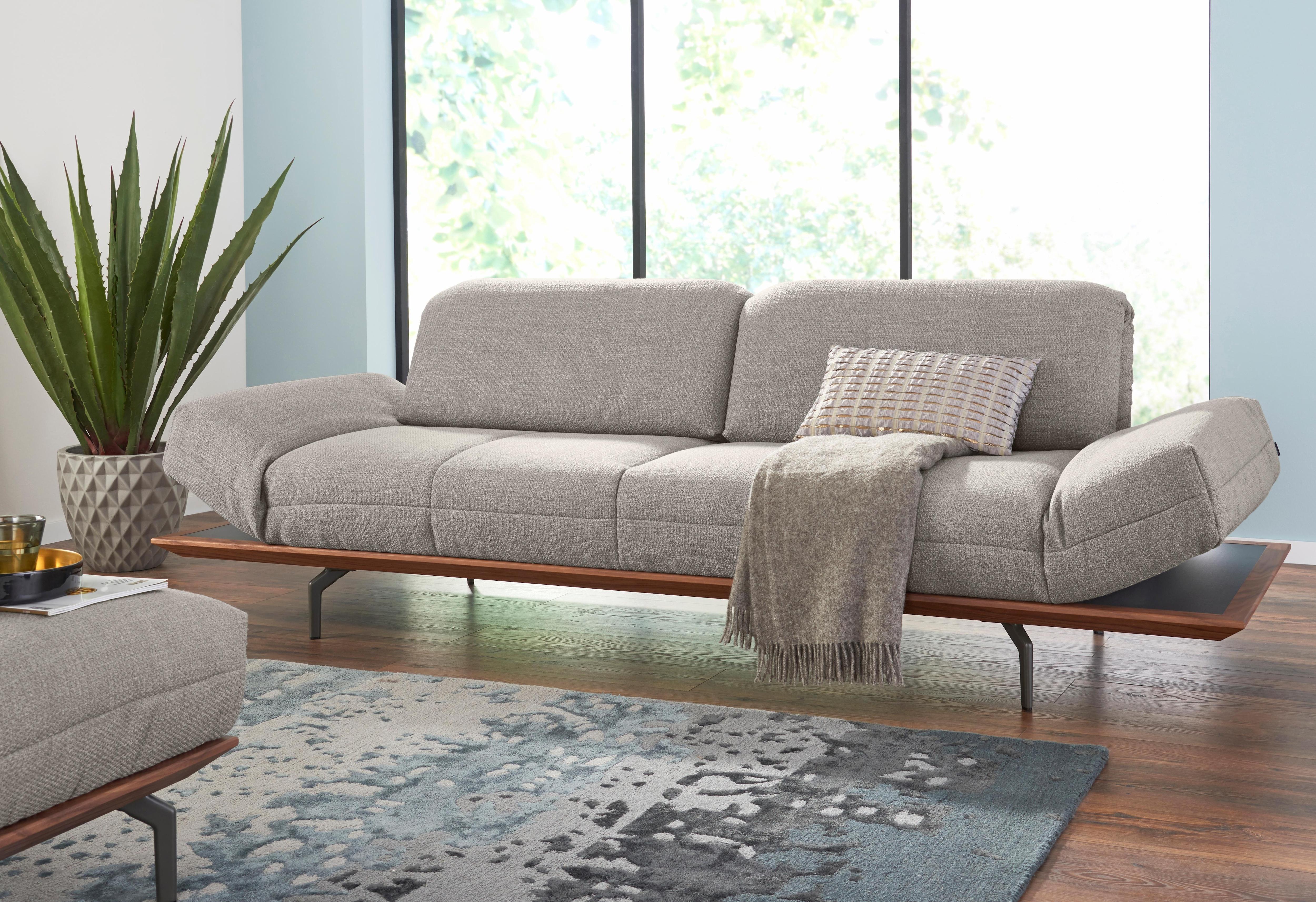 Entzückend Hülsta Couch Dekoration Von Hülsta Sofa 3-sitzer Sofa »hs.420Â« Wahlweise In