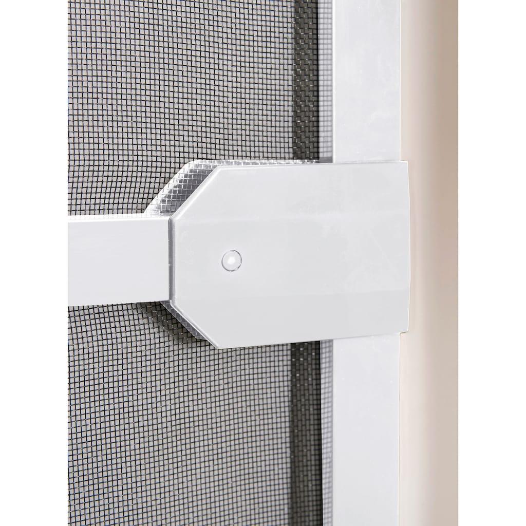 hecht international Insektenschutz-Tür »Basic«, Bausatz BxH: 100x210 cm, braun