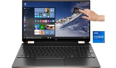 HP 15 - eb1180ng Notebook (39,6 cm / 15,6 Zoll, Intel,Core i7, 2000 GB SSD) kaufen