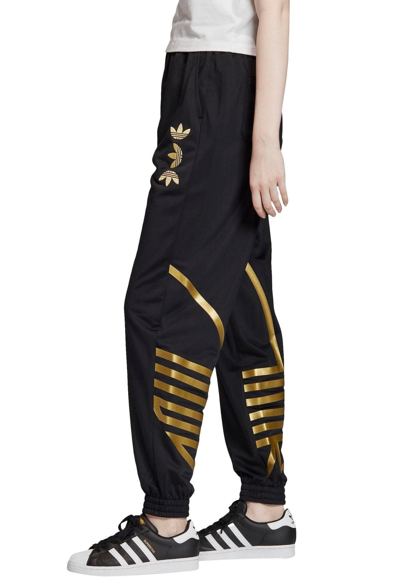 adidas originals sporthose large logo trackpant Jogginghose von adidas Originals AKLBB893826264