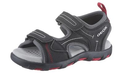Geox Kids Sandale »Pianeta«, mit weicher Lederinnensohle kaufen