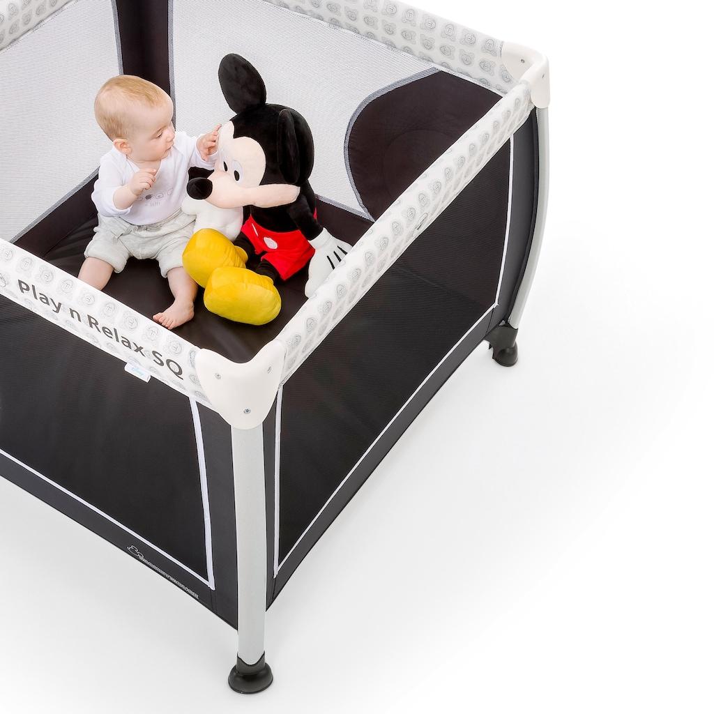 Hauck Baby-Reisebett »Play`n Relax SQ, Mickey Cool Vibes«, auch als Reisebett verwendbar