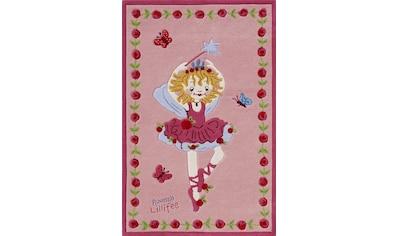 Kinderteppich, »LI - 2200 - 01«, Prinzessin Lillifee, rechteckig, Höhe 10 mm, handgetuftet kaufen
