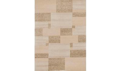 OCI DIE TEPPICHMARKE Teppich »Voyage Laza«, rechteckig, 20 mm Höhe, handgeknüpft,... kaufen