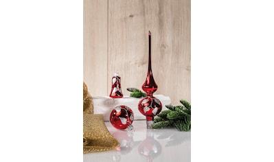 HGD Holz - Glas - Design Glaskugelsortiment Dekor 39teilig kaufen