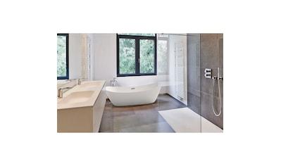 HOME DELUXE Badewanne »Monaco«, B/T/H in cm: 170/80/72, freistehend kaufen