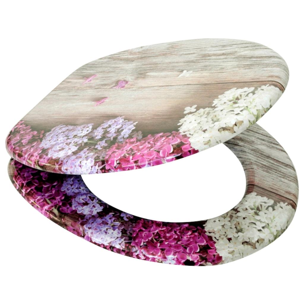 Sanilo WC-Sitz »Flieder«