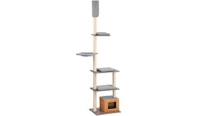 SILVIO design Kratzbaum »Loom«, hoch, BxTxH: 88x40x230-260 cm kaufen
