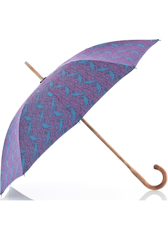 doppler MANUFAKTUR Stockregenschirm »Norfolk Cottage, paisley pink«, handgemachter... kaufen