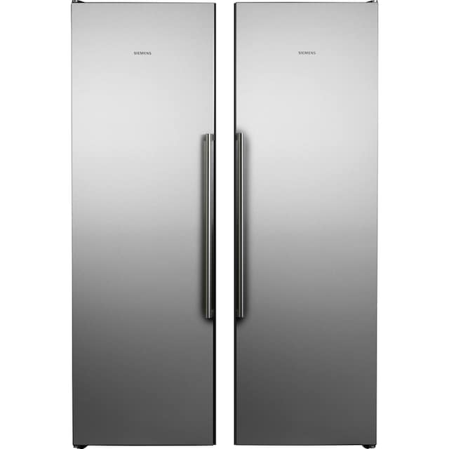 SIEMENS Side-by-Side, 186 cm hoch, 120 cm breit